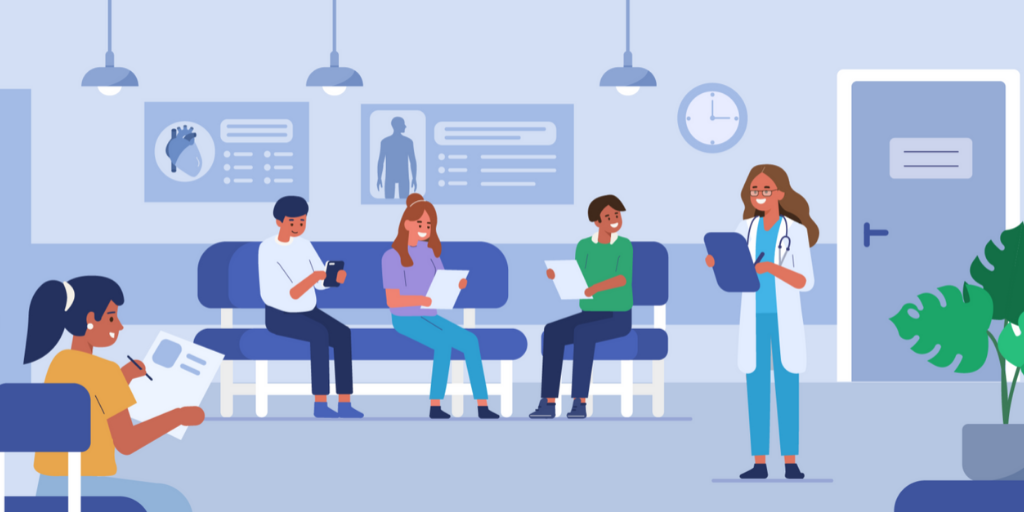 Qwaiting can manage hospitals