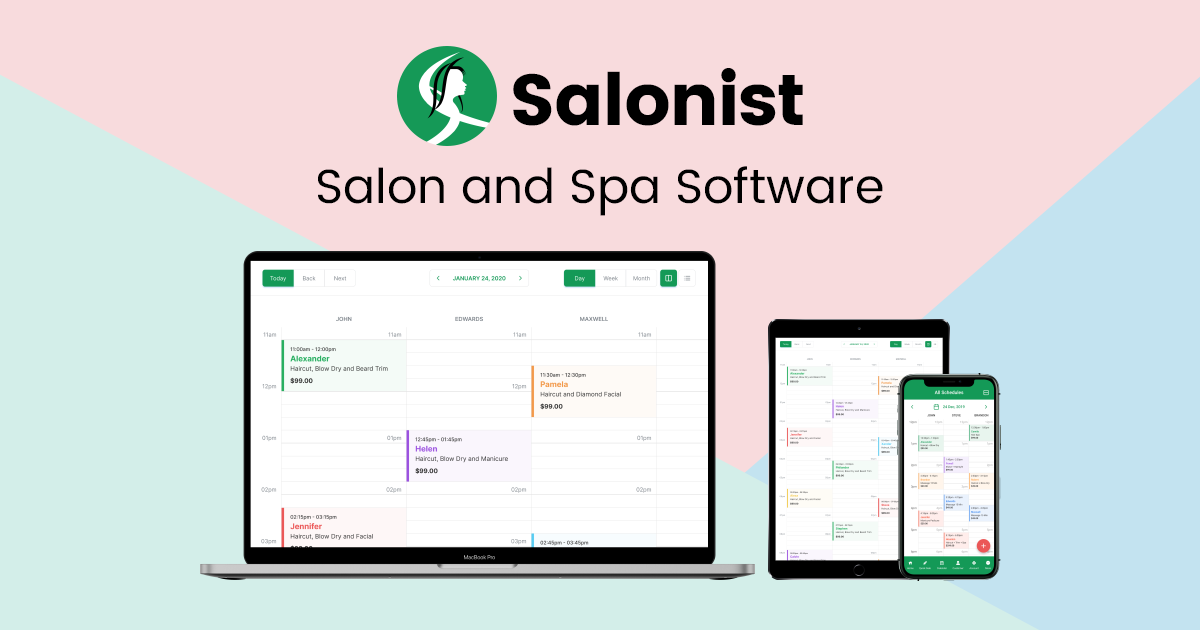 Salonist on Appsumo