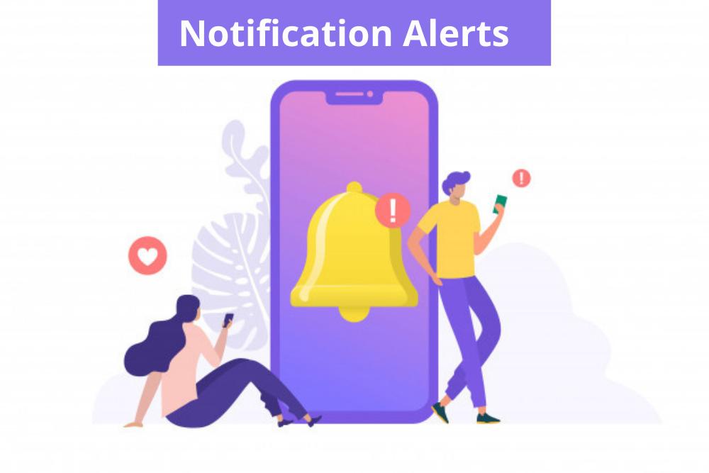 Notification Alerts