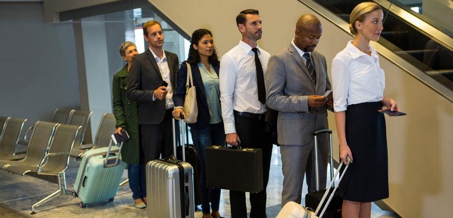 Airport Queue System
