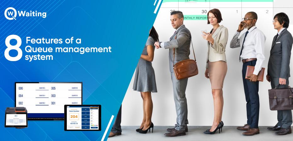 Features of Queue Management System