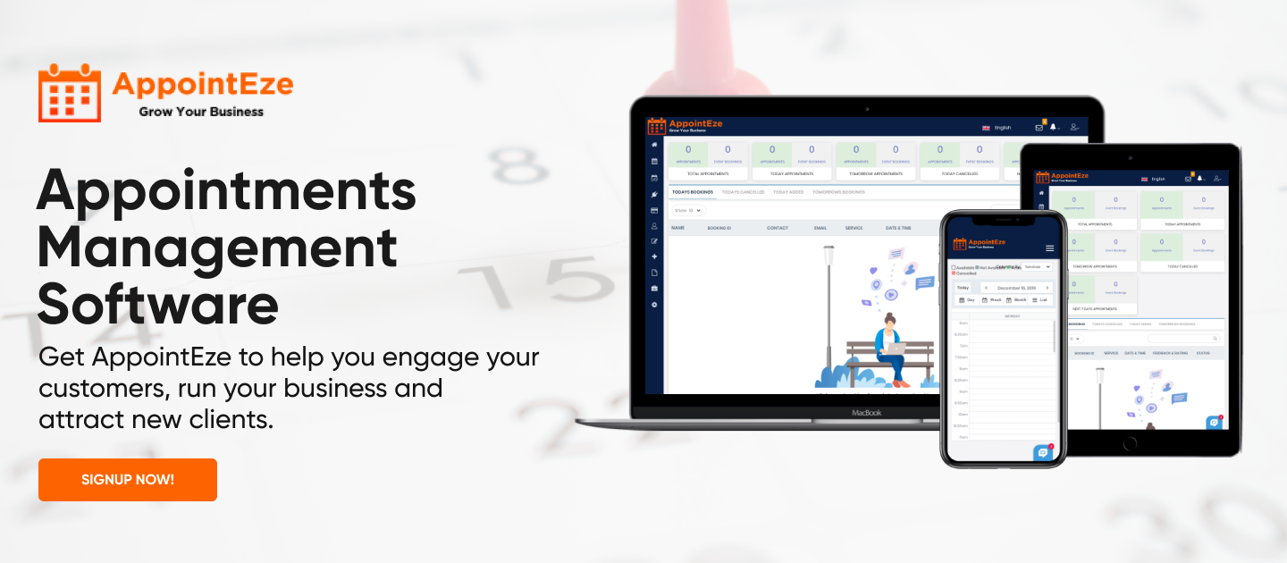 Appointments Management Software