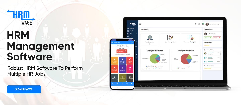 HRM Management Software